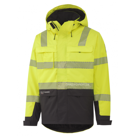 HH Warnschutz-Parka York Insulated Jacket 71367