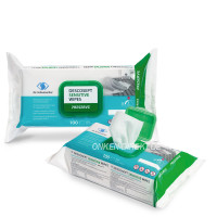 DESCOSEPT Sensitives Wipes