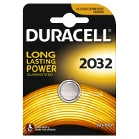 Duracell Knopfzelle Lithium - CR 2032