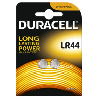 Duracell Knopfzelle Lithium - LR 44