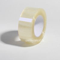 Klebeband, transparent 50mm x 66m
