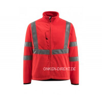 MASCOT® Mildura, Safe Light Warn-Fleecejacke