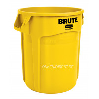 Rubbermaid Brute Container, 75,7 Liter