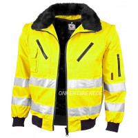 Warnschutz-Pilotenjacke 3in1, Qualitex